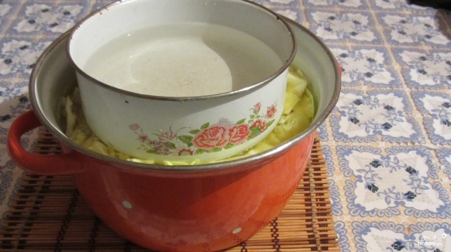 капуста маринованная с куркумой фото рецепт