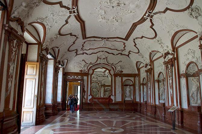 Экскурсия по венскому дворцовому комплексу Бельведер