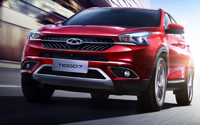 Chery Tiggo 7 доступен с выгодой до 300 тыс. рублей