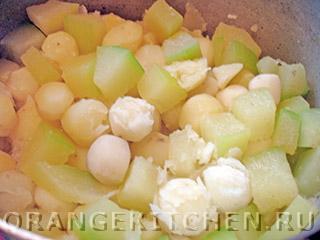 Картофельное пюре с кабачком: Фото 3
