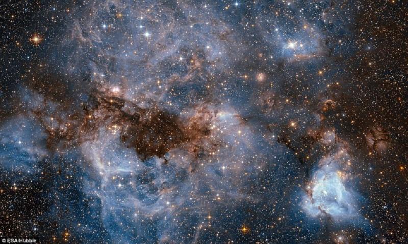 Фотографии Вселенной из космоса: такого чуда вы еще не видели