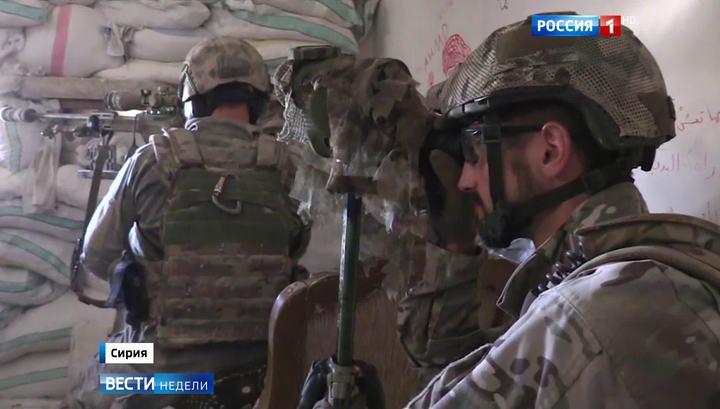 Полковник спецназа рассказал, как ликвидируют смертников. (видео)