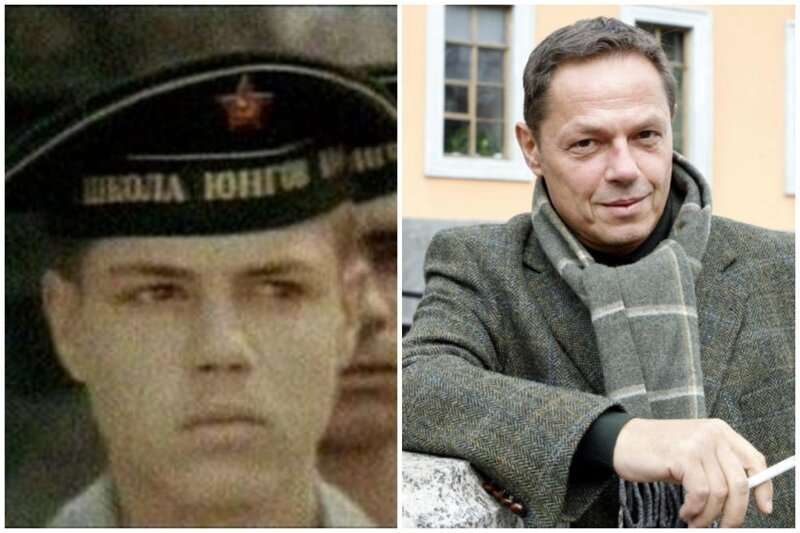 Игорь Скляр, 1973, Юнга Северного флота -  Николай Маслёнок (справа) дебют, звезды, интересное, кино, первые, роли, факты