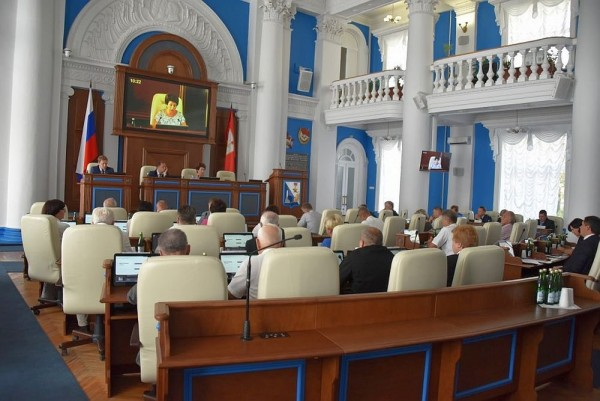 Проект бюджета Севастополя с…
