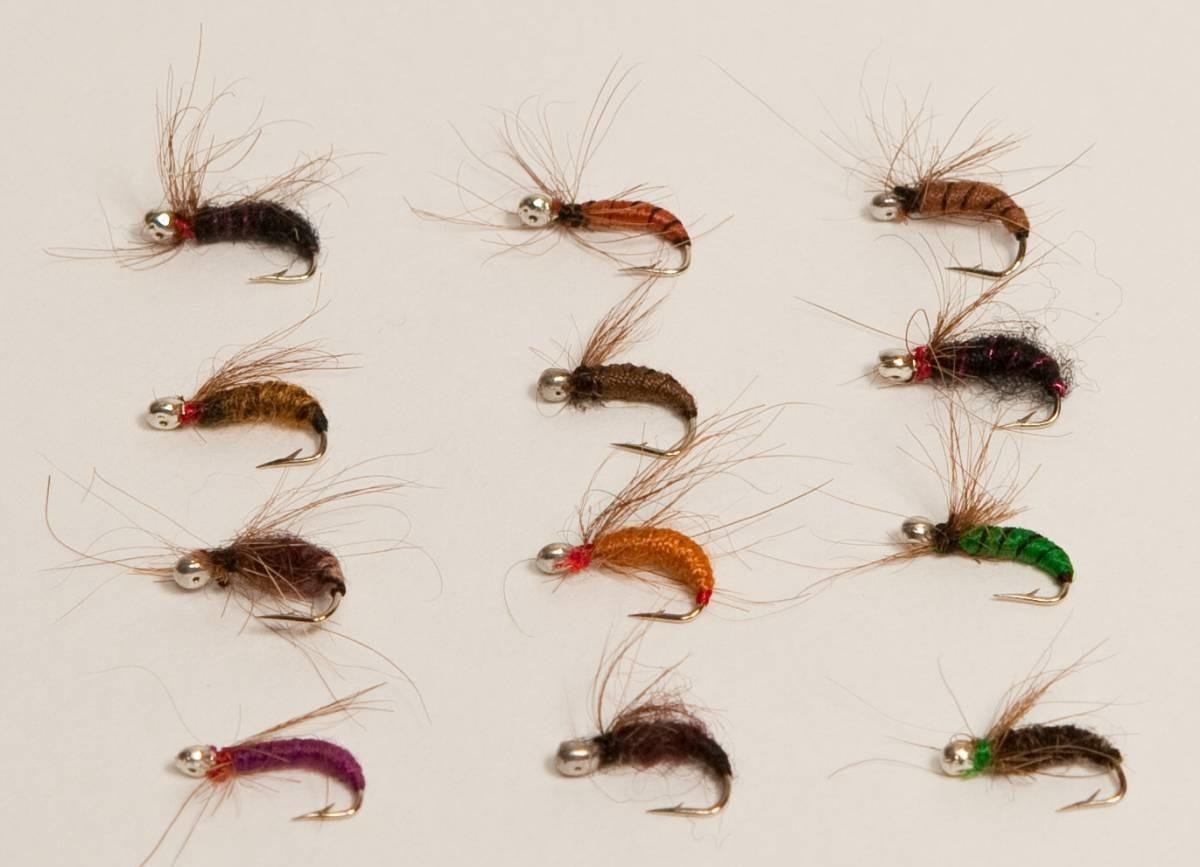 искусственные мухи для рыбалки