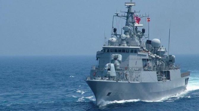 Турция приступила к сооружению военно-морской базы на Черном море