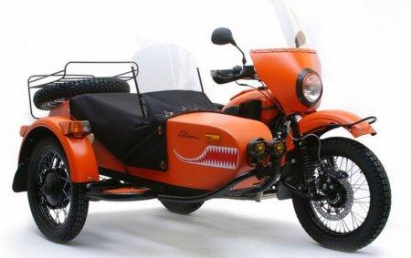 Мотоциклы «Урал» — теперь и в Китае - Фото 2