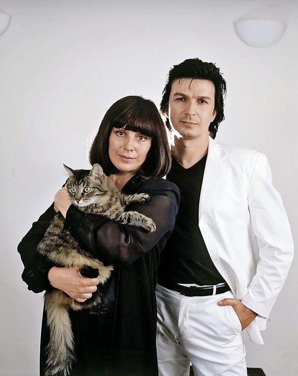 По словам певца Алексея Зардинова, они с Натальей Варлей в последние годы были очень близки. Фото: Личный архив