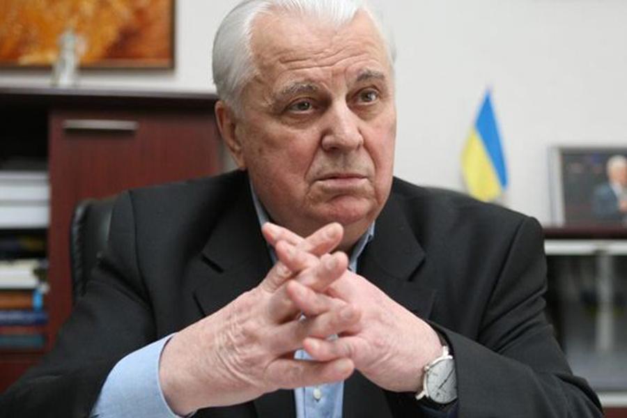 Кравчук: Пусть Россия заберет жителей Донбасса — нас интересует только земля