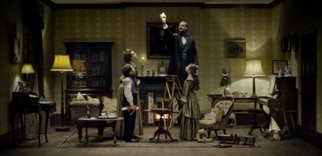Inside Philips' Lovely, Time-Traveling Stop-Motion Ad Showing How Lighting Has Changed