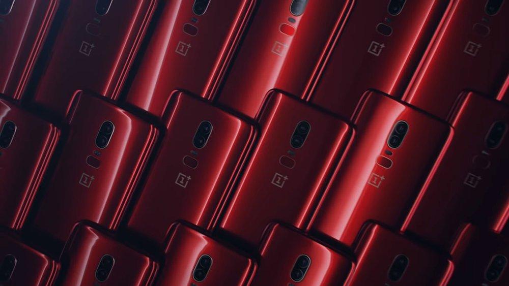 OnePlus 7 впервые показался на фото - без рамок и вырезов