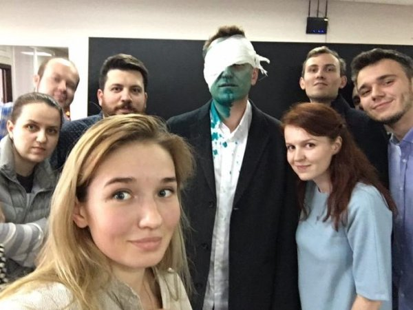 «Навальный должен был быть у…