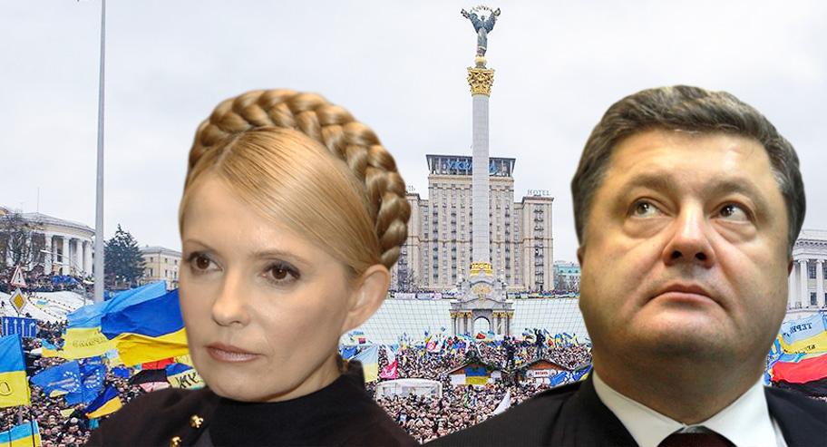 Тимошенко для Порошенко станет «папередником», на которого будут валить все неудачи
