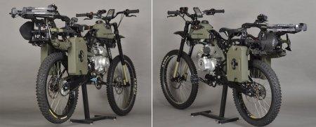 Мотоцикл для выживания - Фото 2