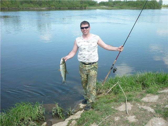 места ловли рыбы в калининграде