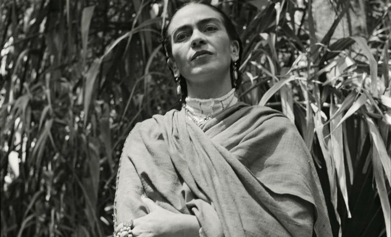 Редкие фото последних лет жизни Фриды Кало