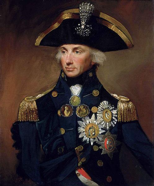 Адмирал НЕЛЬСОН - симулянт?