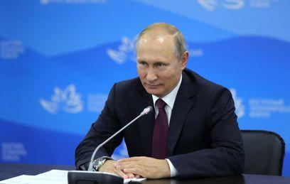 Путин: в Сирии созданы условия для прекращения войны