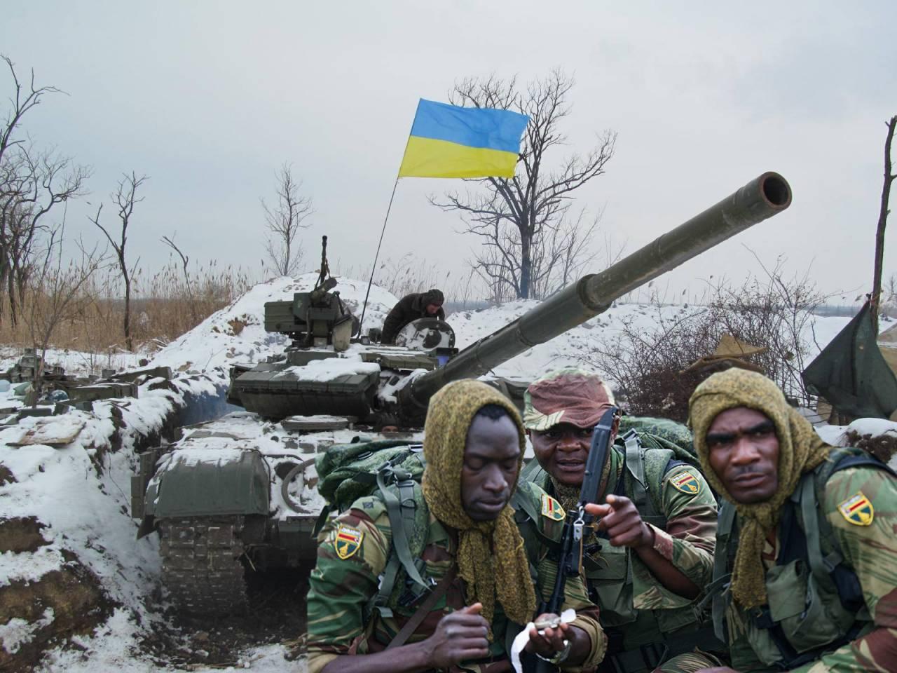 """""""Украина неизбежно победит Р…"""
