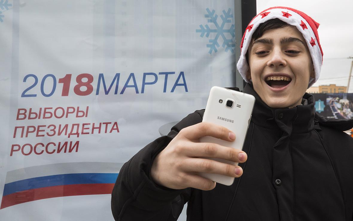 Кремль предложил завлекать на выборы с помощью селфи и семейных игр