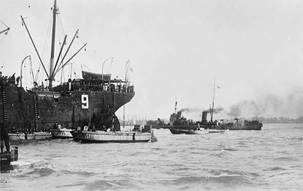 Как немцы штурмовали Моонзундские острова