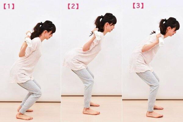 позы 1-3, являются негармоничными (неправильное положение, наклон и кривизна тела)