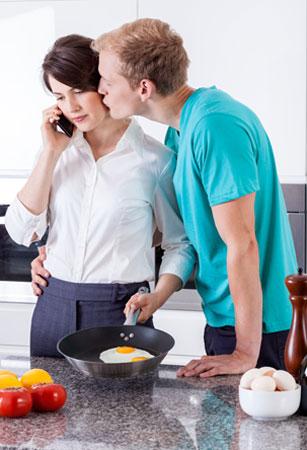 Если женщина – главный добытчик в семье