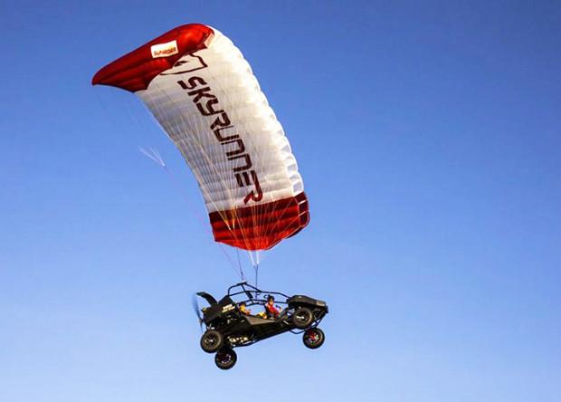 В США стартовали продажи летающего внедорожника