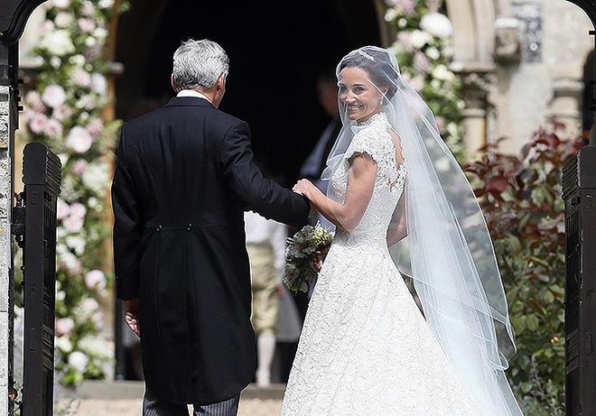 Пиппа Миддлтон свадьба