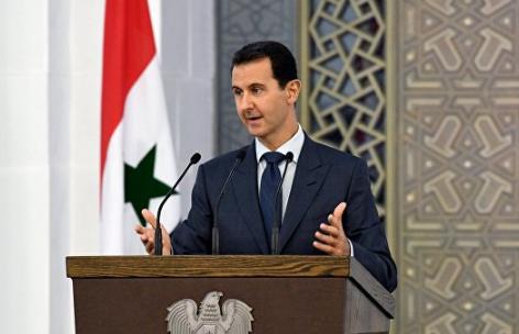 """СМИ: США готовы """"потерпеть"""" Асада до выборов 2021 года"""