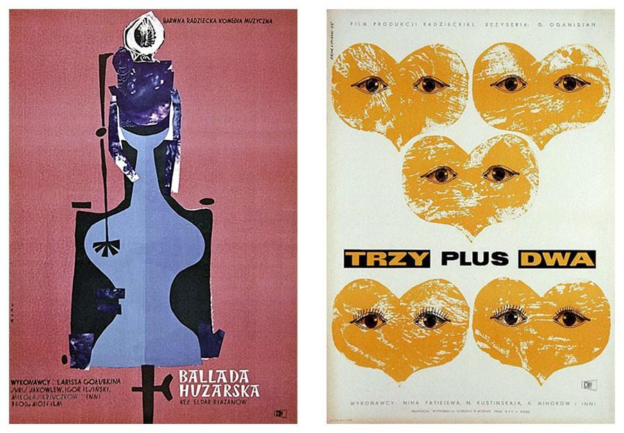 22 афиши советского кино, ко…