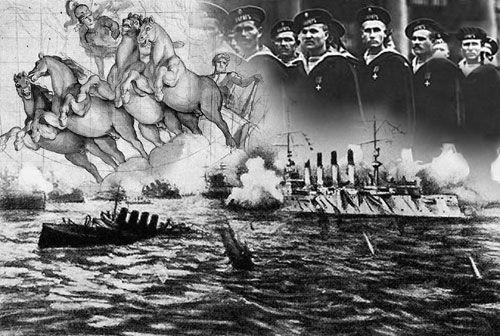 Русско-Японская война - 27 января (9 февраля) 1904 — 23 августа (5 сентября) 1905) причины и последствия