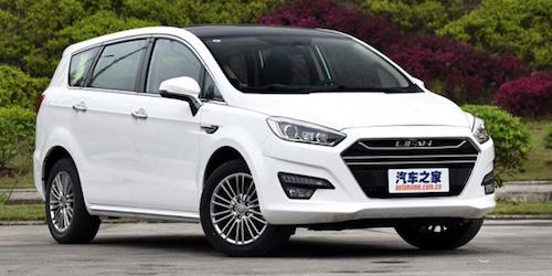 Продажи новой версии китайского конкурента Lada Largus стартуют в июне