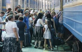 Власти Одессы не будут предоставлять жилье и участки земли беженцам из Донбасса