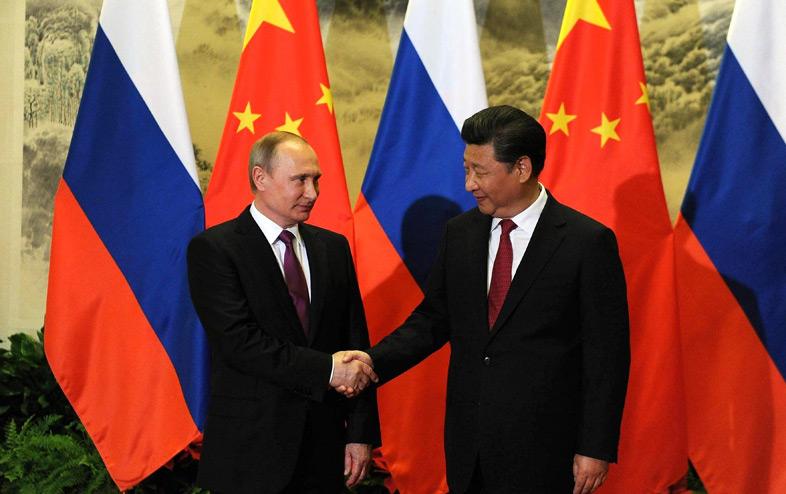 НАТО российско-китайского образца остановит Америку