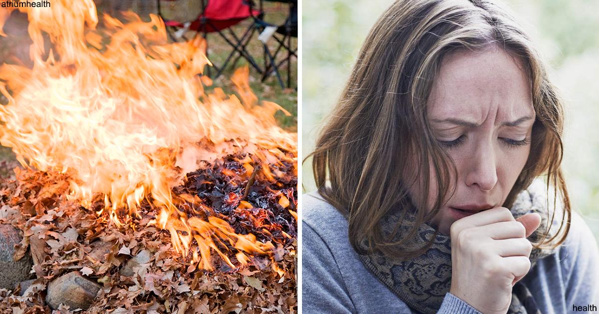 Дышать горящим мусором в 350 раз опаснее, чем сигаретами – эксперт