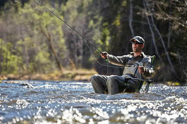 Маскировка на рыбалке