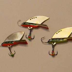 Зимняя рыбалка цикада своими руками