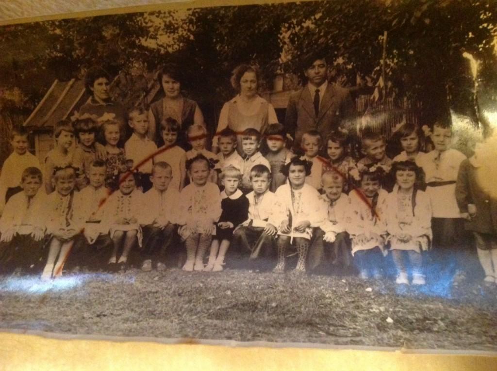 Детский сад Ул Крылова 1969 год.