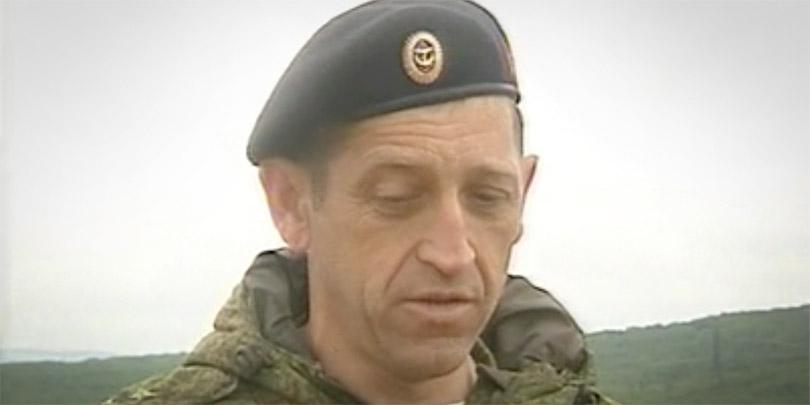 Погиб полковник Валерий Федянин. 2017