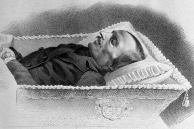 Была ли похищена из могилы голова Гоголя
