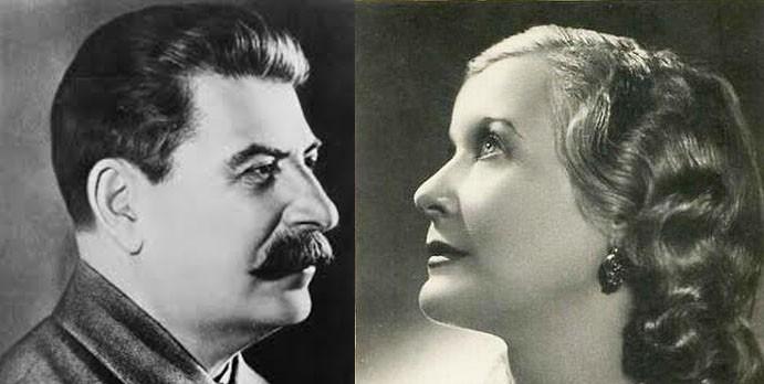Кем бы вы были без него, негодяи, предавшие Сталина!