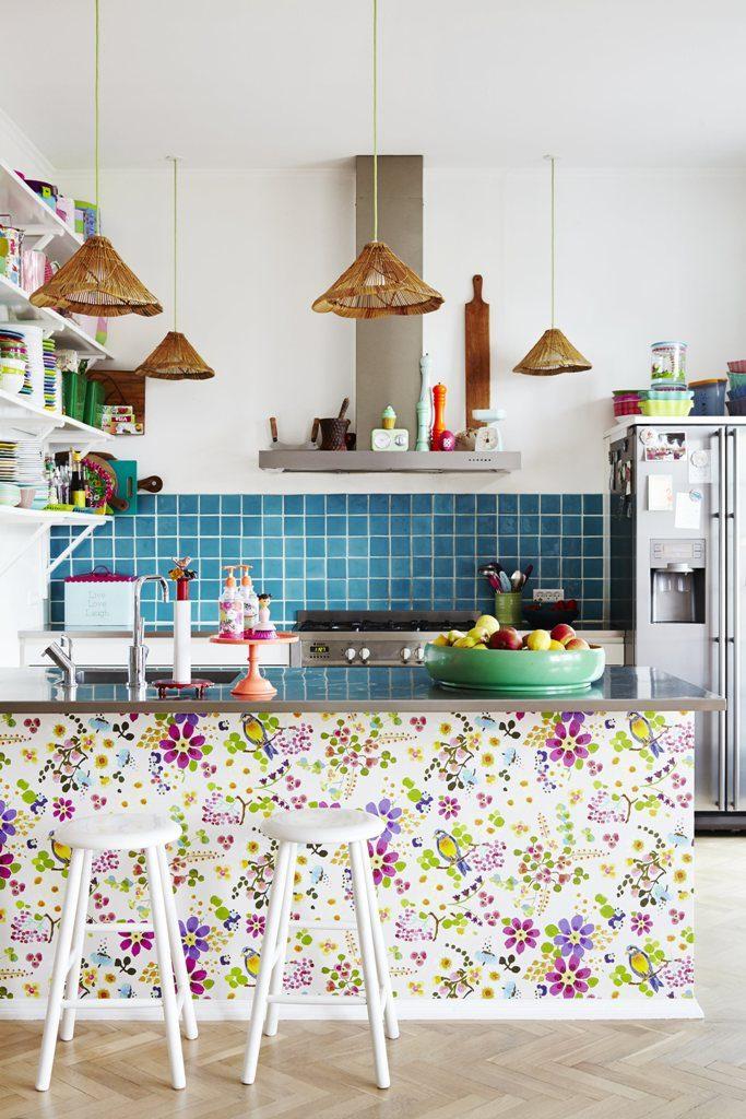 Популярные стили оформления кухни