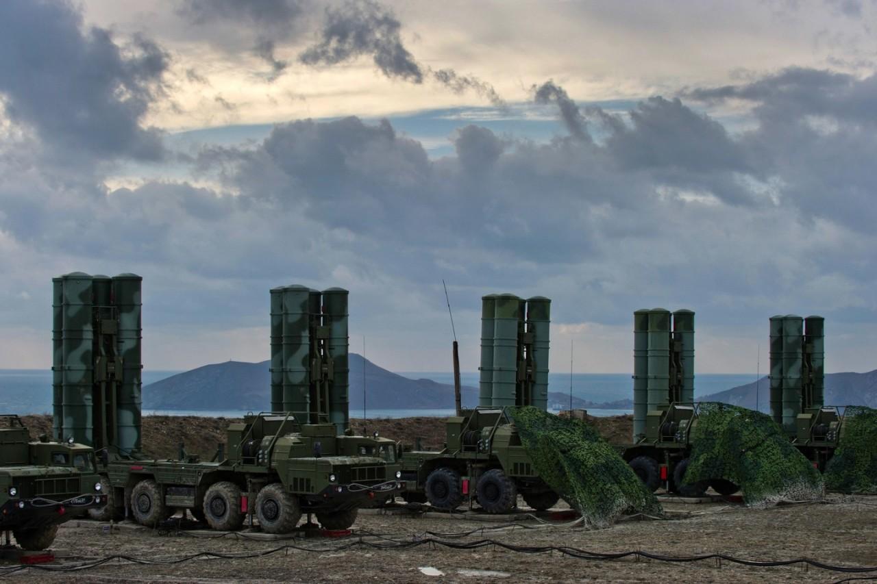 Пятый полк с С-400 заступит на защиту Москвы на следующей неделе