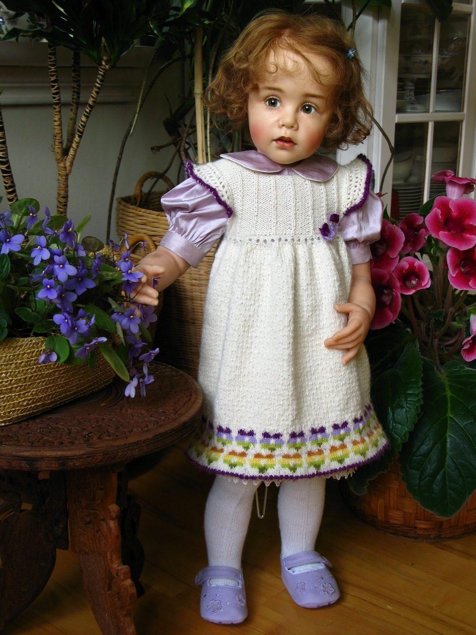 Куклы современных мастеров. Такие реалистичные и красивые!