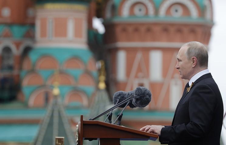 Путин уверен, что нет силы, способной поработить российский народ