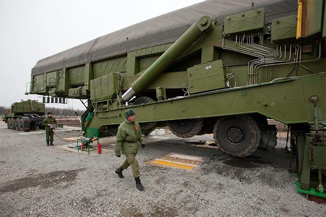Топ-5 ядерных ответов России на любую угрозу любого противника