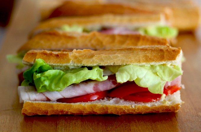 Классический Панини сэндвич