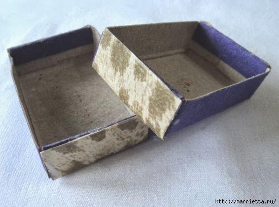 Комодик из спичечных коробков (9) (550x407, 95Kb)