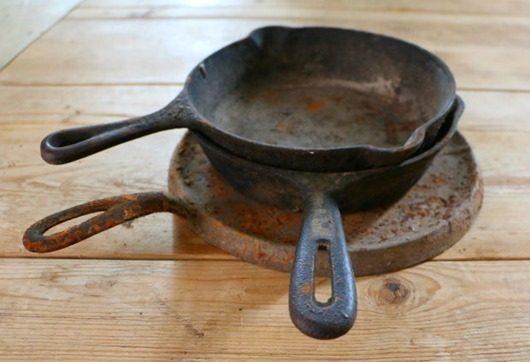 Мифы и правда о чугунной посуде